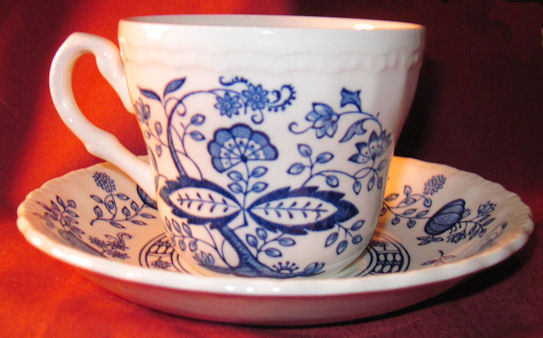 China Coffee Cup & Saucers