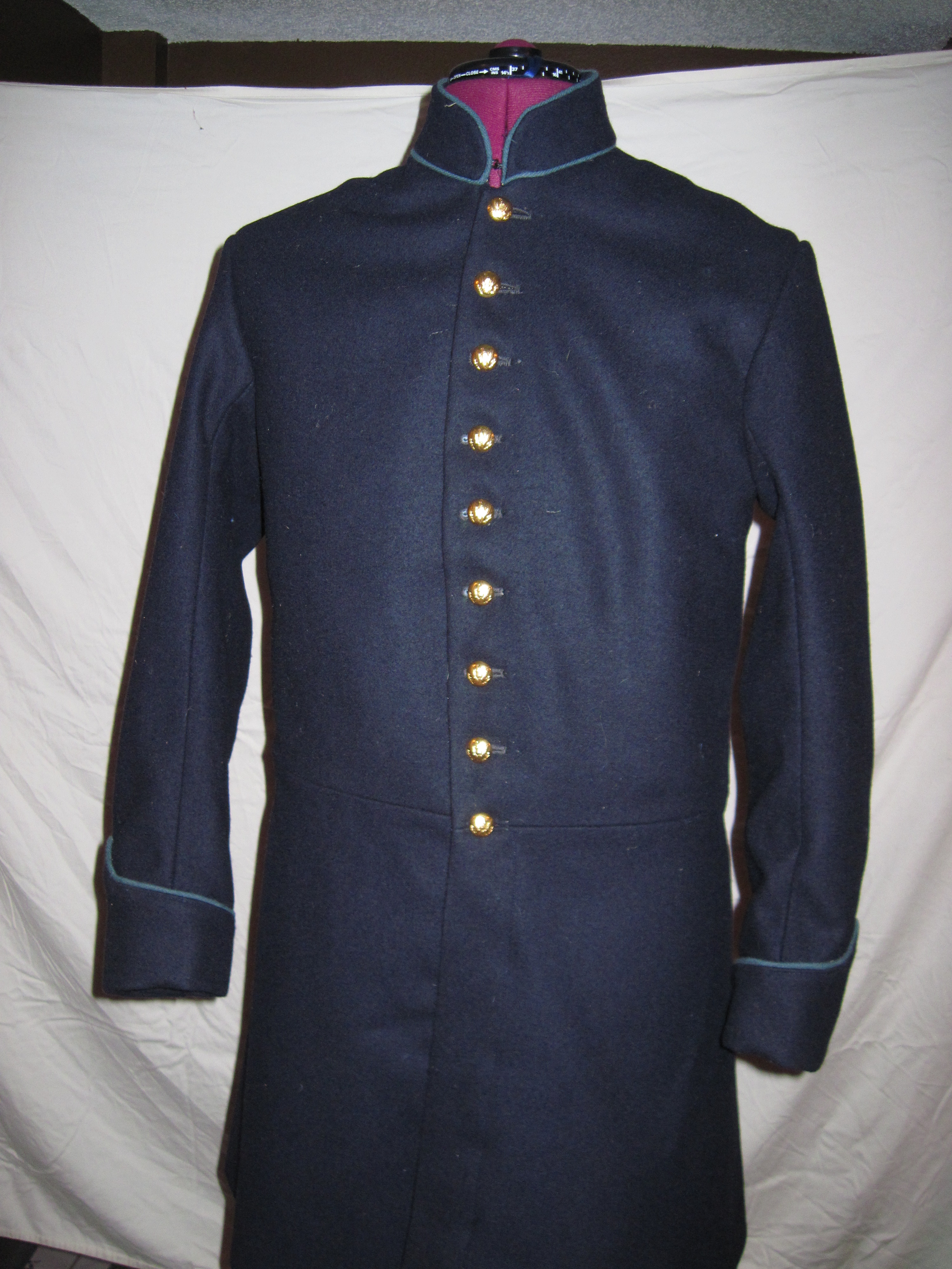 US Enlisted Frock Coat